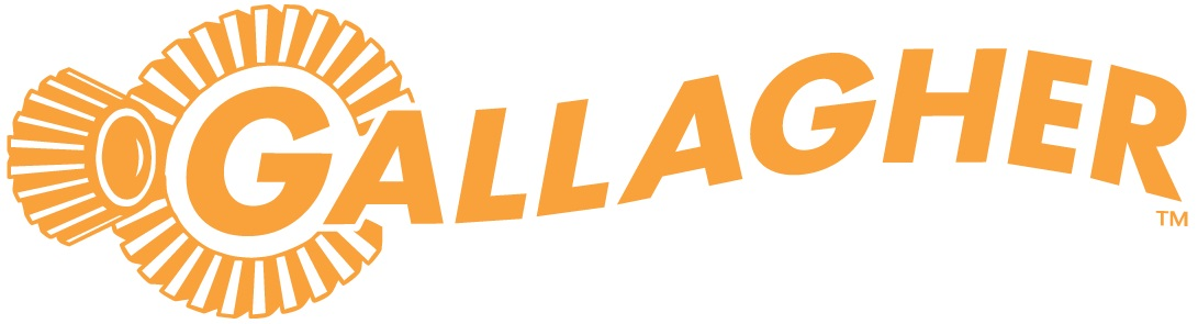 gallagher logo orange